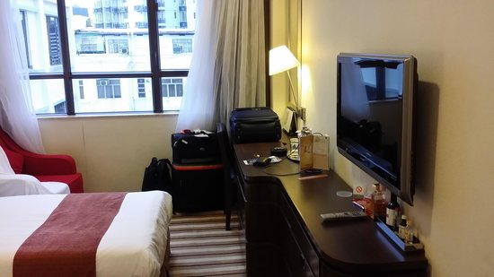 Metropark Hotel Kowloon : standard room
