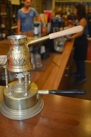 Cretan Paths: Coffee