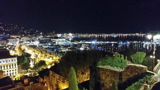 Le Suquet : Punto panoramico
