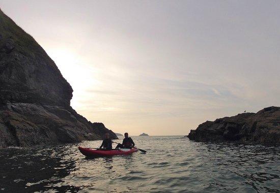 Cornish Coast  Adventures: Kayaking