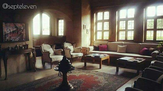 Fresco Cave Suites/Cappadocia: Hotel Lobby
