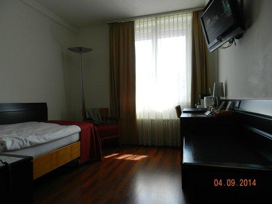 Sorell Hotel Seidenhof: Номер (стандарт).