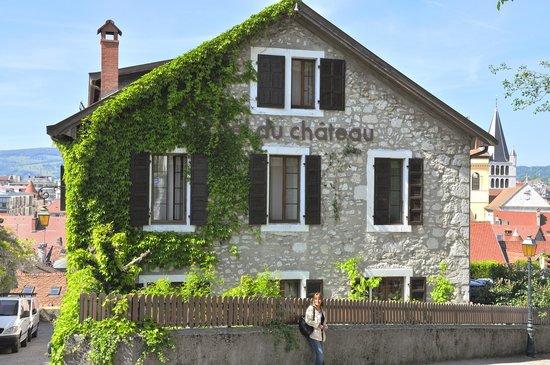 Hôtel du Château : hotel