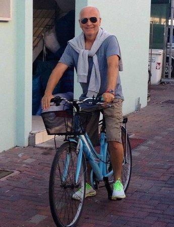 هوتل مونتي كارلو: Kostenloser Fahrradverleih mit sehr guten Rädern !