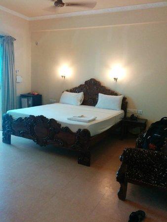 Mayflower Beach Resort: Beds