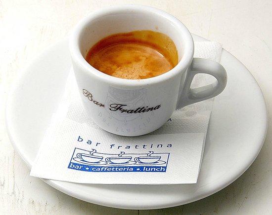 Bar Frattina: Caffè