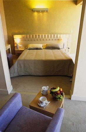 Capo Rosso: chambre grand angle-de luxe