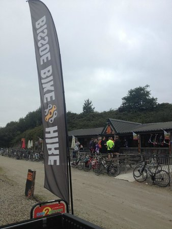 Bike Chain Bissoe Bike Hire