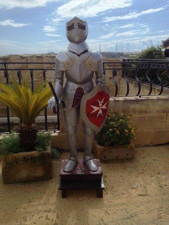 "The Malta Experience: Knight of the ""Malta Experience"" Order :)"