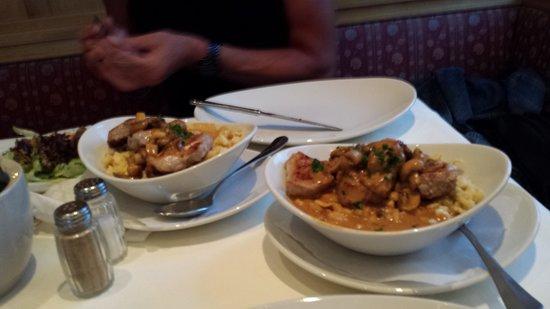 Gasthaus Kellerer: Heerlijk eten