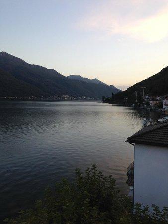 Dellago: The view