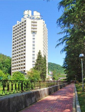 Sputnik Wellness Resort: высотный корпус