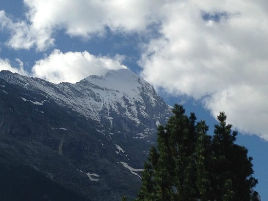 Belvedere Swiss Quality Hotel : Eiger, parte nord