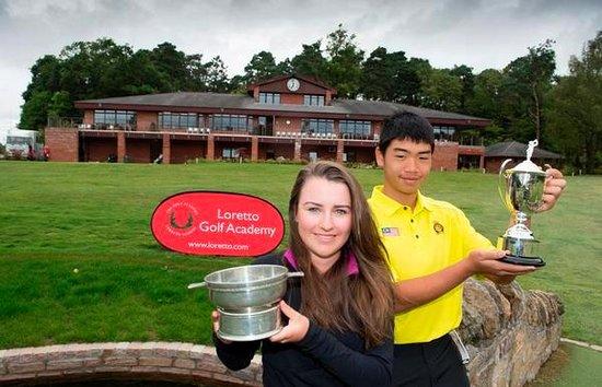 Bothwell Castle Golf Club: Under 14's Winners