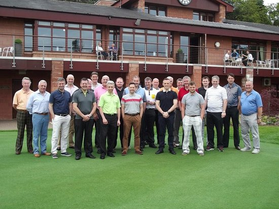 Bothwell Castle Golf Club: MACD Outing