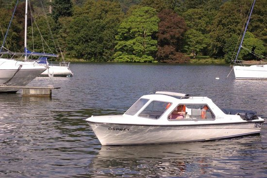 Windermere Quays Boat Hire