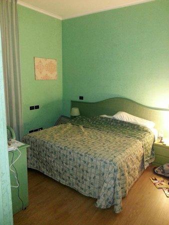Hotel La Pergola: Room