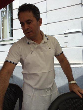 Capriccio: Il grande Enzo tra i tavoli