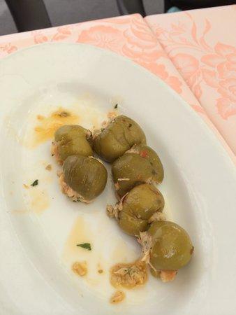 Capriccio: Olive alla Messinese!