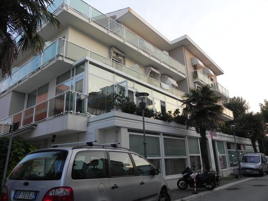 Hotel Consuelo: hôtel consuelo via Scarlatti
