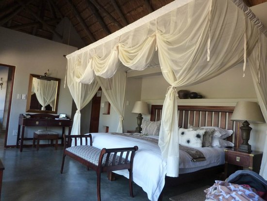 Imbali Safari Lodge: chambre