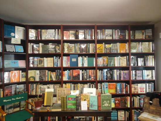 Photo of Tourist Attraction Mystery Pier Books at 8826 W Sunset Blvd, West Hollywood, CA 90069, United States