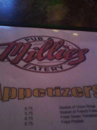 Millie's Pub & Eatery