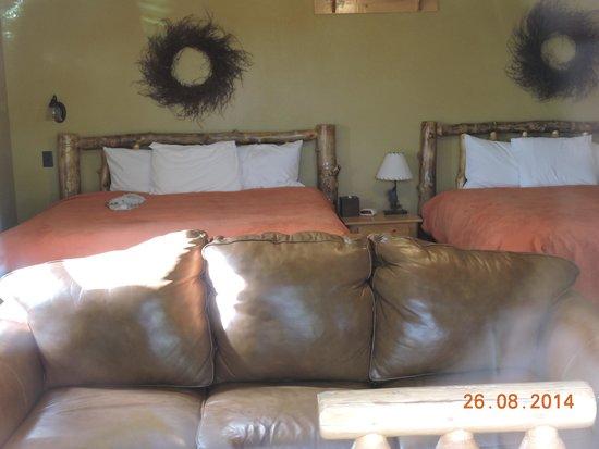 Zion Mountain Ranch : 2 kings cabin