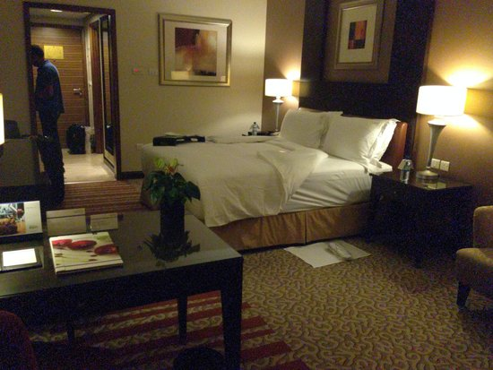 Roda Al Murooj: Club Room Bedroom