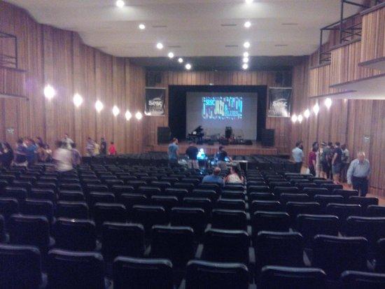 Teatro Paulo Roberto Lisbôa
