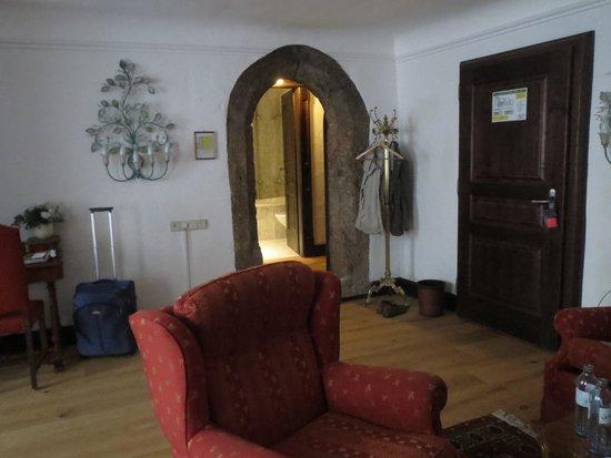 Stadtkrug Hotel: Interior