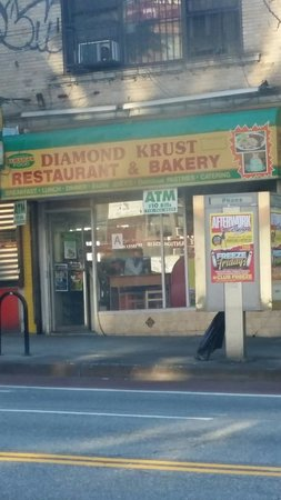 Diamond Krust Restaurant Inv