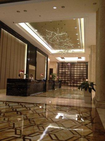Shimao Hotel: Reception