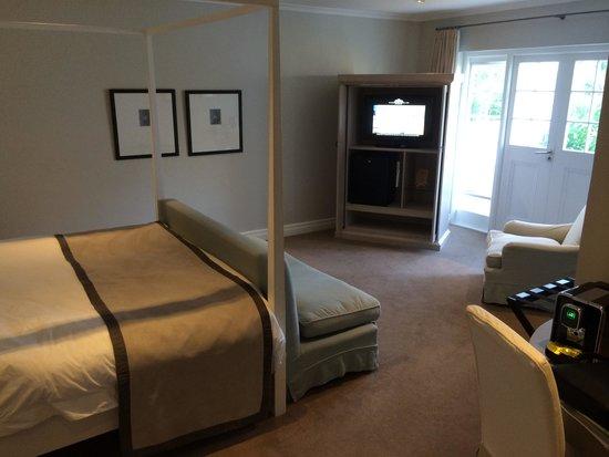 Le Franschhoek Hotel & Spa: Bedroom