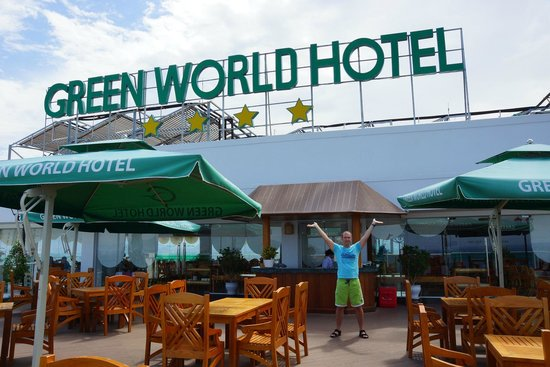 Zverek Ceveta Picture Of Green World Hotel Nha Trang Nha Trang