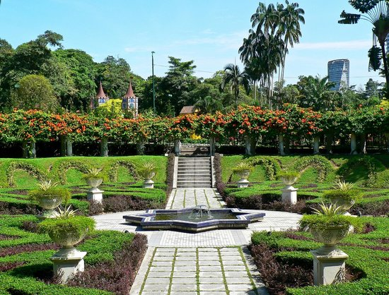 Perdana Botanical Garden: парк