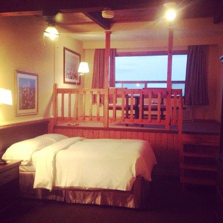 Hotel-Motel La Cote Surprise: Chambre Hotel