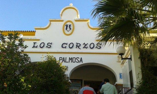 Hotel La Palmosa: La Palmosa - the bar