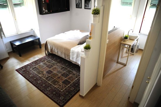 Pigneto Luxury Rooms : Junior Suite