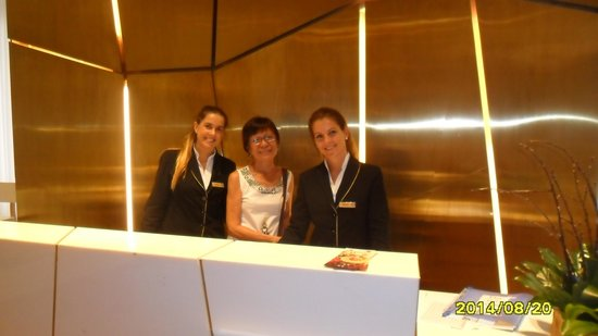 Portugal Boutique Hotel : Front desk staff solicitous and warm
