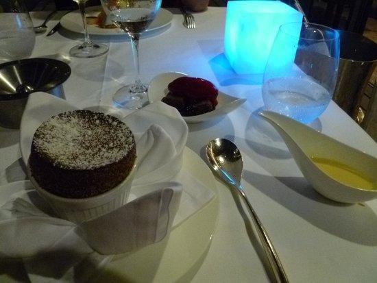 Uva Gourmet Restaurant: Dessert