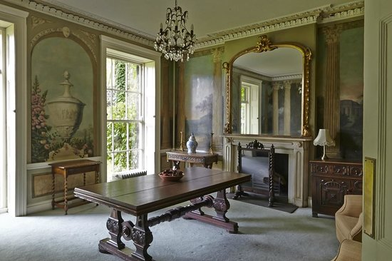 The Royal Foundation of St Katharine: The Georgian Chapter Room