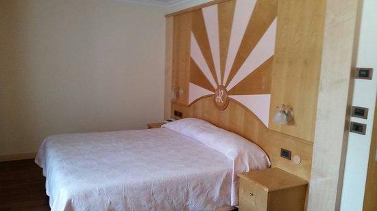 Hotel Rene : La camera