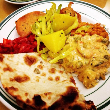 Delicious Lunch Buffet Review Of Shalimar Clifton Park Ny