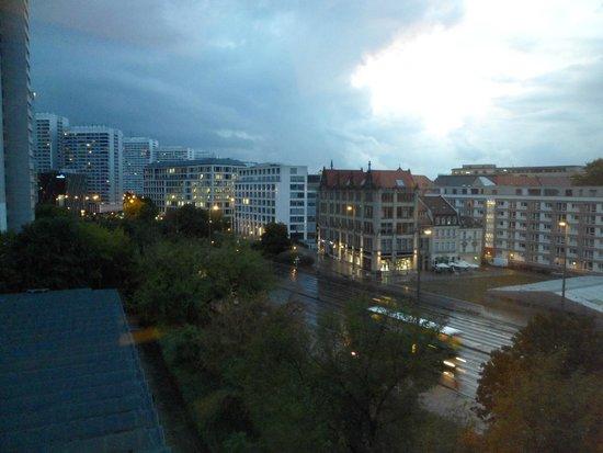 Novotel Berlin Mitte: View from 631