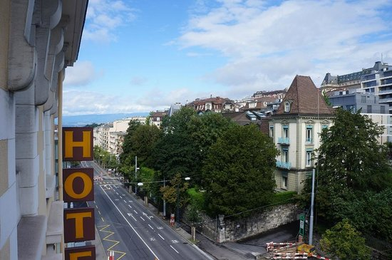Best Western Plus Hotel Mirabeau: view