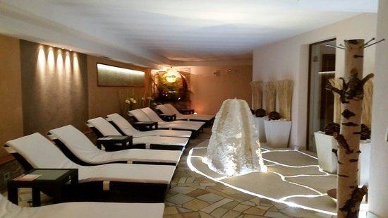 Hotel Rene: Area relax