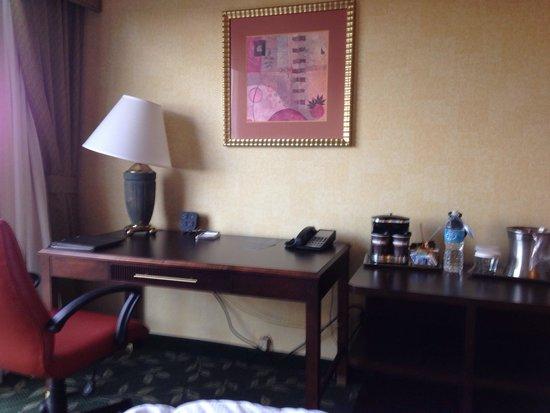 Hilton Fort Collins: Classic Hilton room