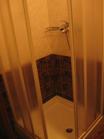 Bledec Youth Hostel: Bathroom
