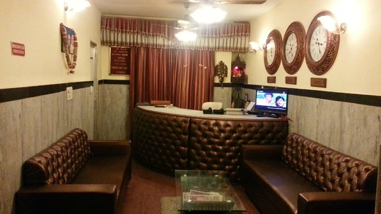 OYO 2902 Hotel Lal's Haveli: Reception area refurbished August 2014